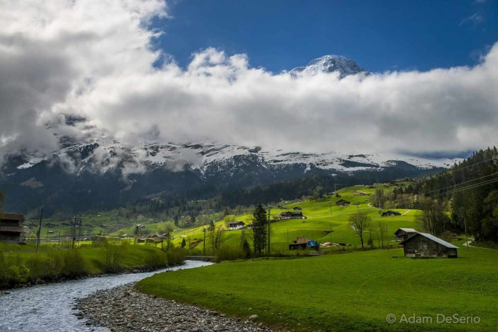 Swiss Alps Homes