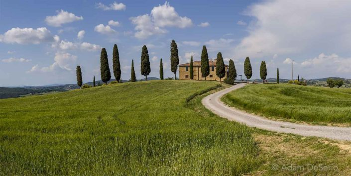 Tuscan Farm Home
