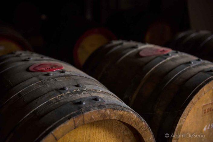 Vin Santo Barrels
