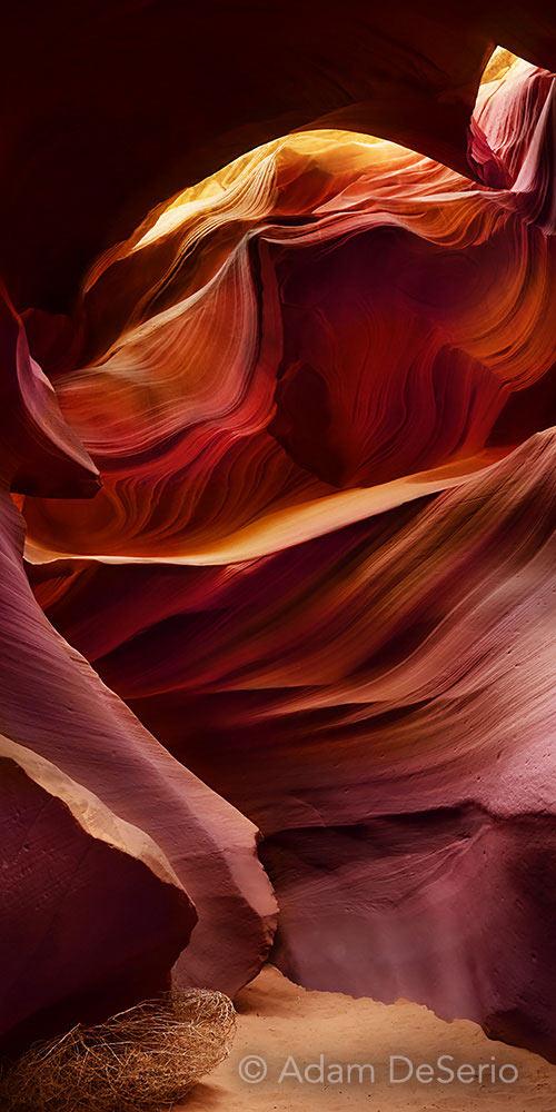 Canyon Echo, Antelope Canyon, Arizona