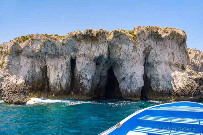 Boatfront Caves
