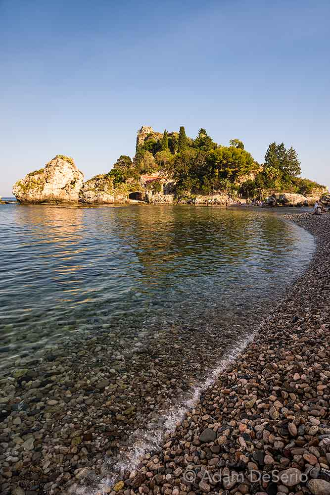 Isola Bella Water