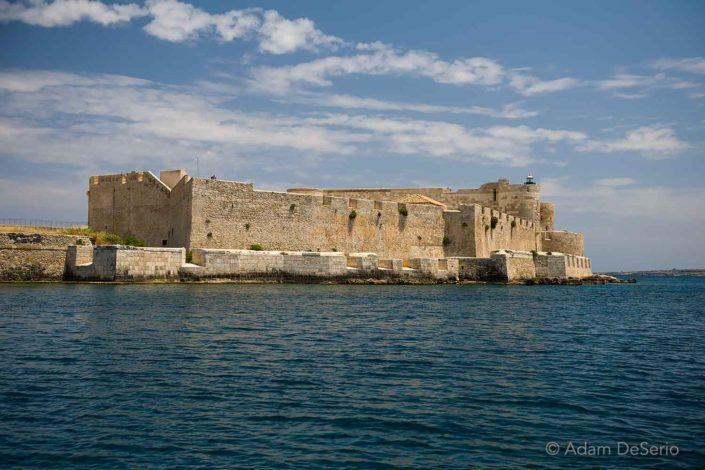 Ortigia Coast Castle
