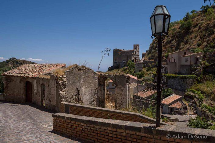 Savoca Castle