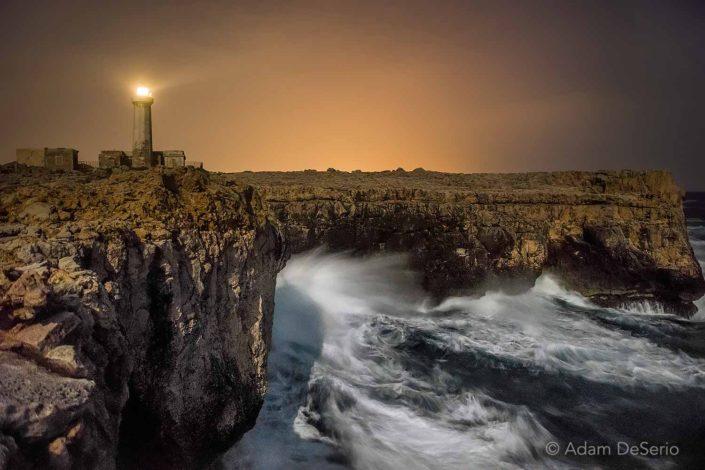 Sicily Coast Lighthouse