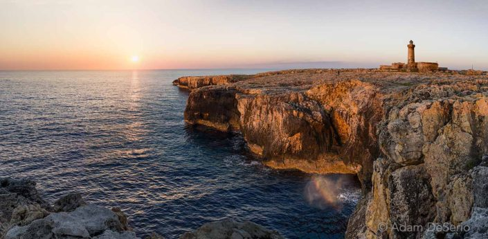 Sicily Lighthouse