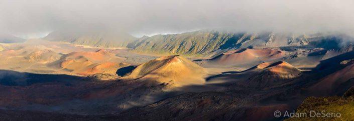 Haleakala Valley