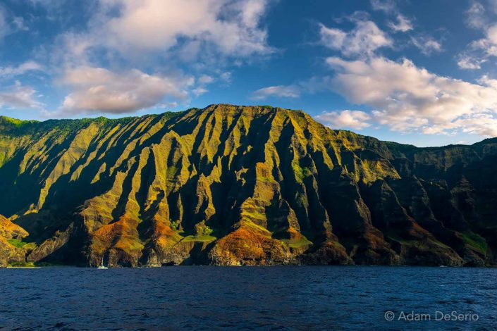 Na Pali Coast Coast Colors