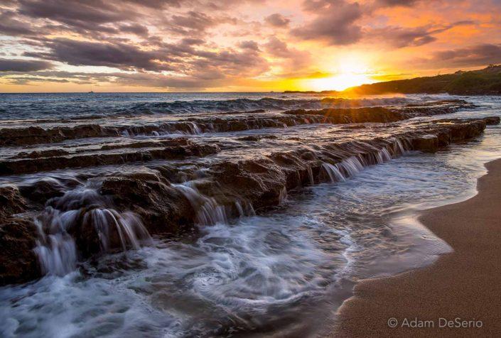 Ocean Sunset Beauty
