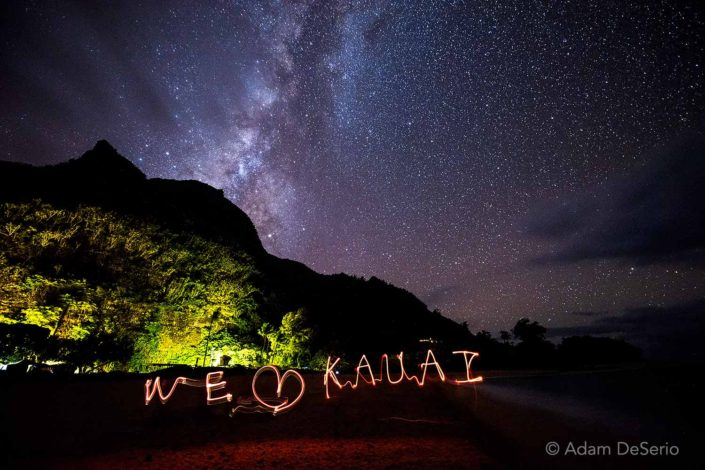 We Love Kauai
