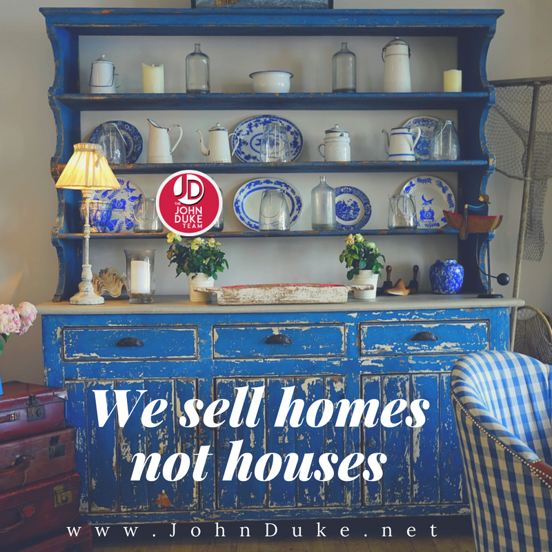 We sell homes not houses