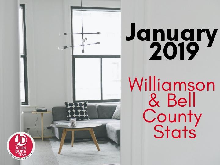 January 2019 Stats
