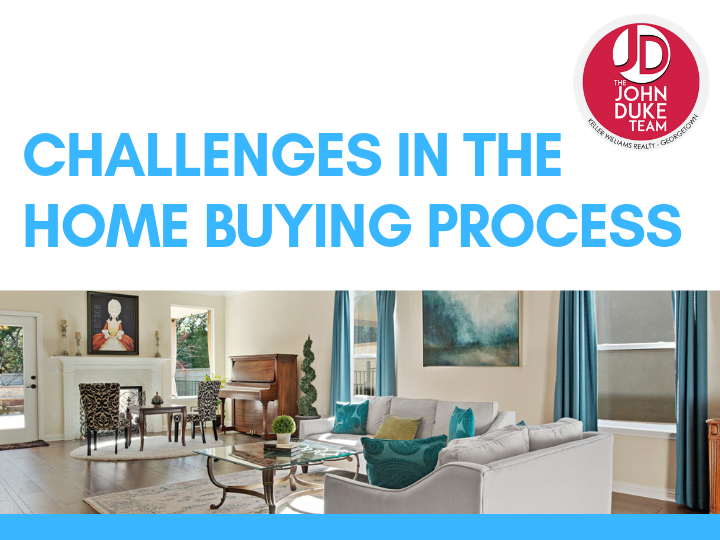 challenges in the home buying process