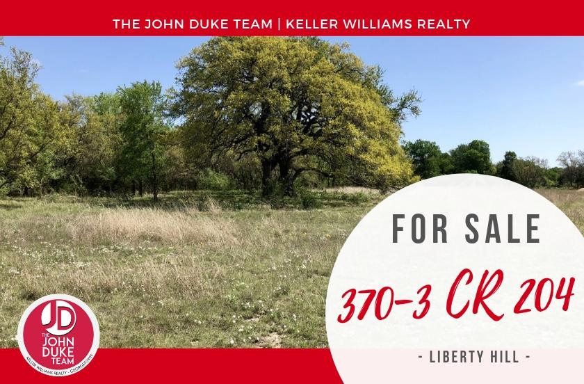10 acres - Liberty HIll