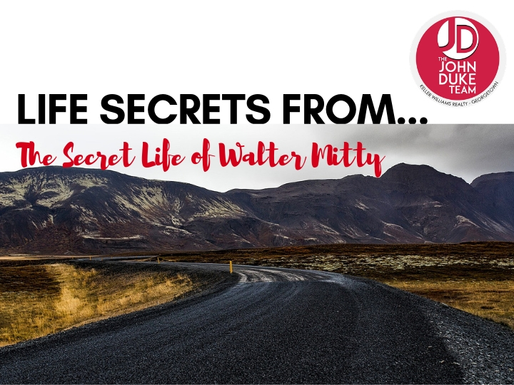 life secrets from the secret life of walter mitty