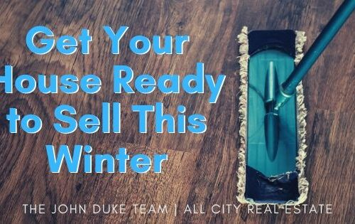 get your house ready to sell this winter