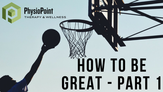 How to Be Great: Part 1 Kobe Bryant