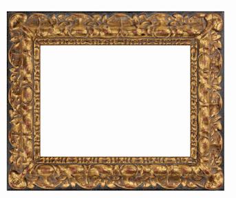 gold leaf art frames