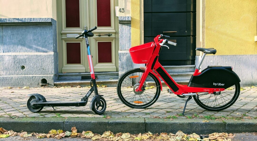 The Micromobility Policy Atlas: How Cities Are Managing Shared Bikes and Scooters for the Public Good