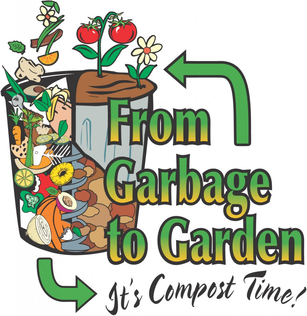 It's Compost Time
