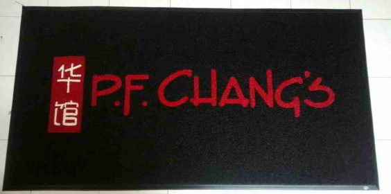 Tapete Atrapamugre - Cliente P.F. CHANG´S