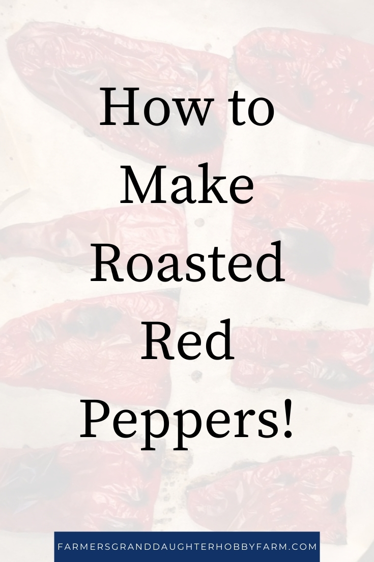 Whether you're looking for a salad topper, healthy snack, or turkey burger accent, these roasted red peppers are a must! Check out the recipe now!