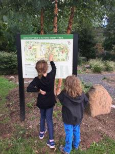 Seth Boyden Arboretum trail
