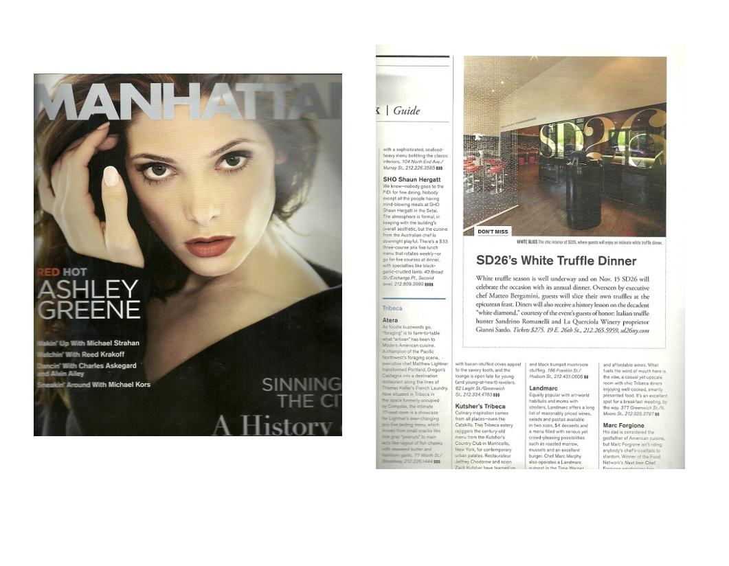 Manhatten Magazine