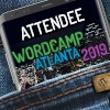 WordCamp 2019 Attendee