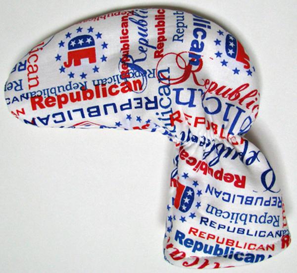 Republican Golf Club Putter Head Cover