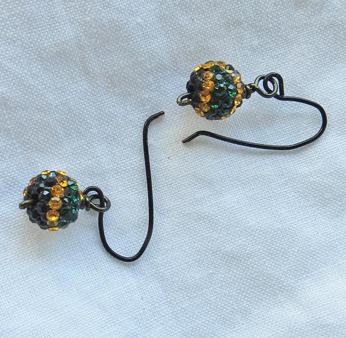 Jamaican Earrings