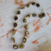 Dalmatian Stone Necklace