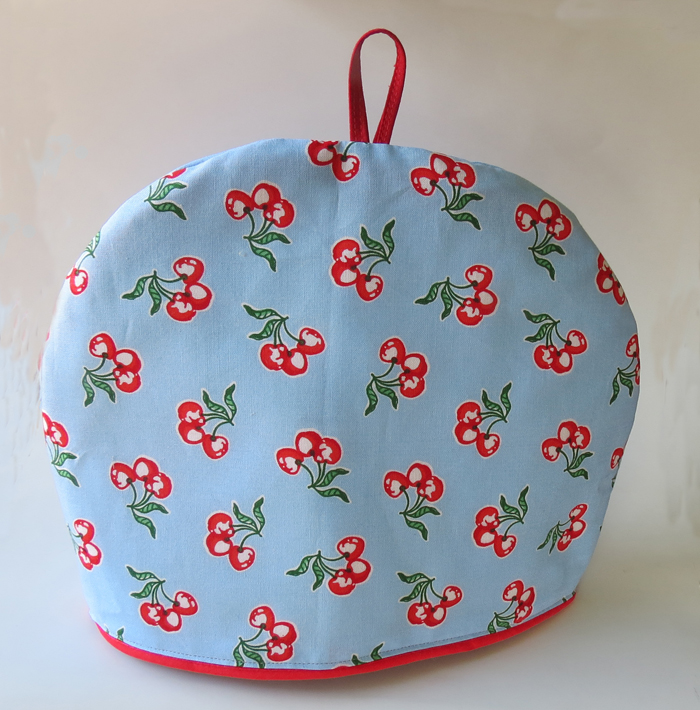 Cherry Tea Cozy