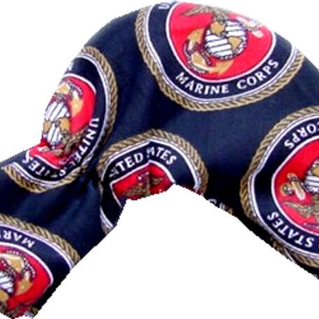 USMC Golf Putter Head Cover