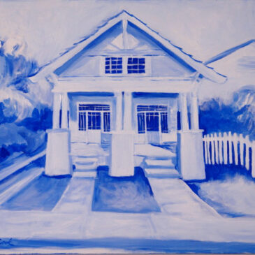 Blue Willow House