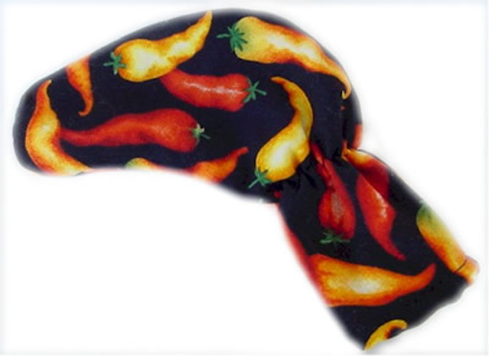 Lots of Hot Chili Peppers Putter Club Cover