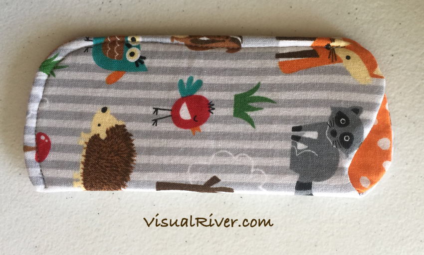 Baby Woodland Creatures Eyeglass Case