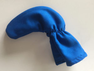 Royal Blue Golf Club Head Cover
