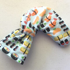 Sushi Golf Cover