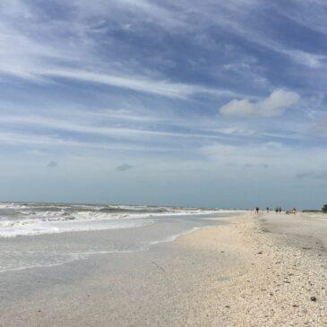 Tarpon Bay Beach Sanibel Florida