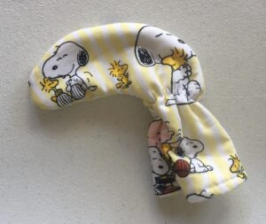 Snoopy Golf Club Cover