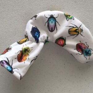 Jewel Beetle Insect Club Cover