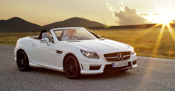 2013 Mercedes-Benz SLK Review