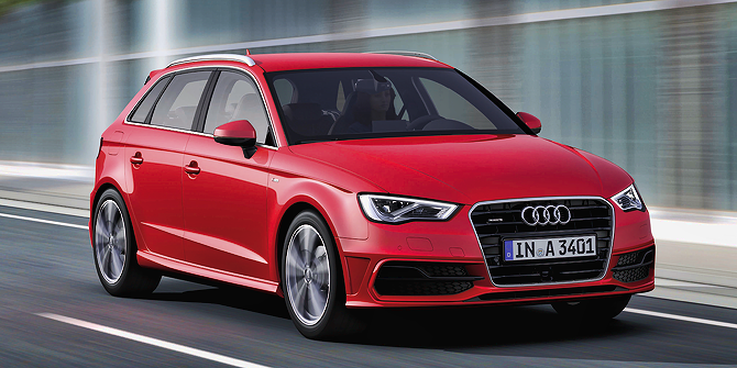 """Audi A3 takes """"Gelber Engel"""" for outstanding quality"""