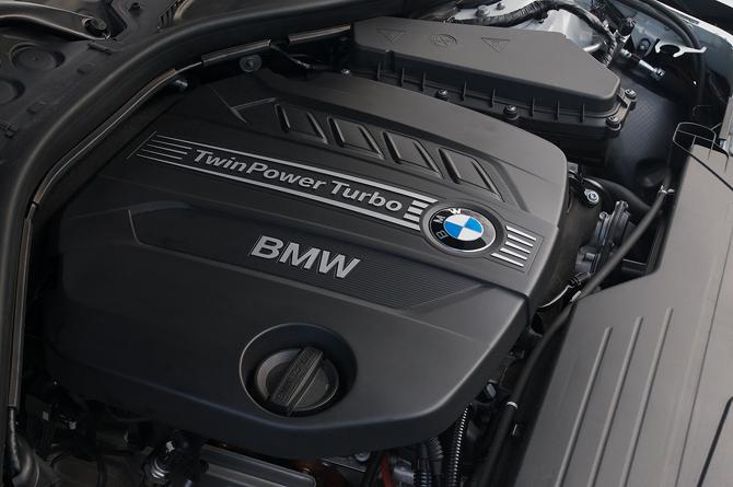 BMW 328d Sedan with Clean Diesel Technology