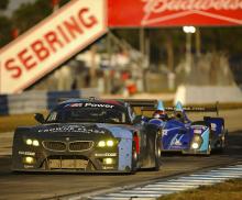 Debut at Sebring - the BMW Z4 GTE