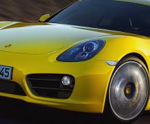 Porsche Earn New York Auto Show Award