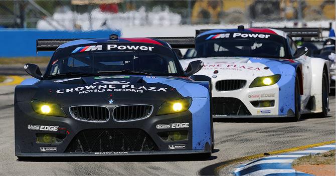 BMW M-Power Z4 GTE