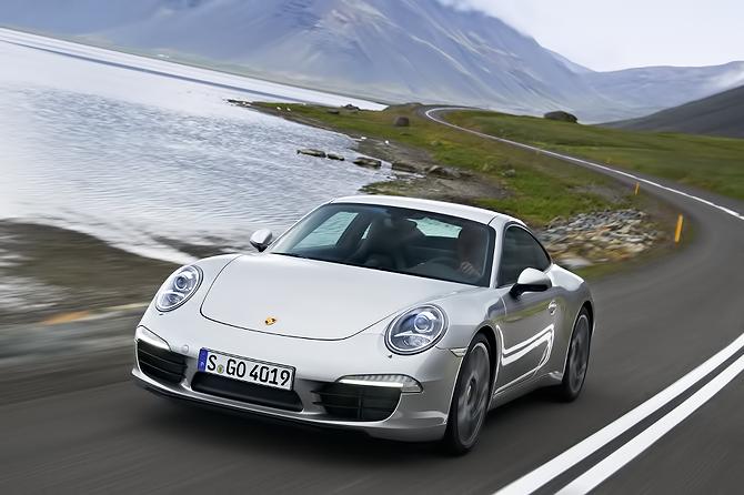 Porsche 911 Carrera S Sunday Drive