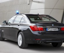 BMW Series 7 High Security Edition